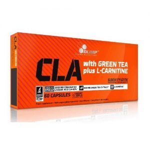 مکمل غذایی چربی سوز Cla+GreenTea+Carntin